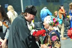 Праздник День Победы. Киев. 9 мая 2014 Фото репортаж. 13