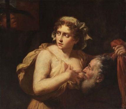 Caritas Romana («милосердие по-римски») Сюжет и картины великих 28