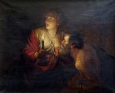 Caritas Romana («милосердие по-римски») Сюжет и картины великих 32