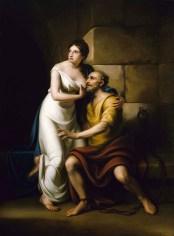 Caritas Romana («милосердие по-римски») Сюжет и картины великих 22