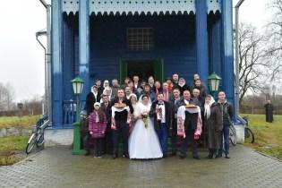 По дороге на Чернобыль - А жизнь продолжается! Сельская свадьба. Фото зарисовки. 113