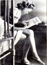 Один день из жизни обычной немецкой девушки в Киеве в 1942 году. Уникальные фото 6