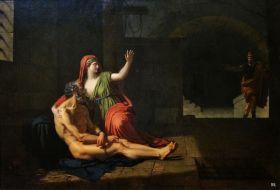 Caritas Romana («милосердие по-римски») Сюжет и картины великих 12