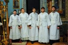 Маленькие чудеса и радости в Свято-Троицком Ионинском монастыре. Фото портреты и зарисовки 9