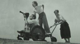 Беги Вася, беги! Размышления на тему как жить дальше... Лени Рифеншталь - любимый режиссёр и любимая женщина Адольфа Гитлера 5