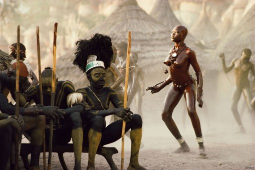 Беги Вася, беги! Размышления на тему как жить дальше... Лени Рифеншталь - любимый режиссёр и любимая женщина Адольфа Гитлера 24