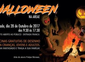 Halloween cultural na AreaE