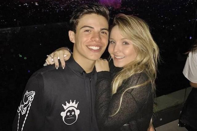 Thomaz Costa e Larissa Manoela/ Instagram