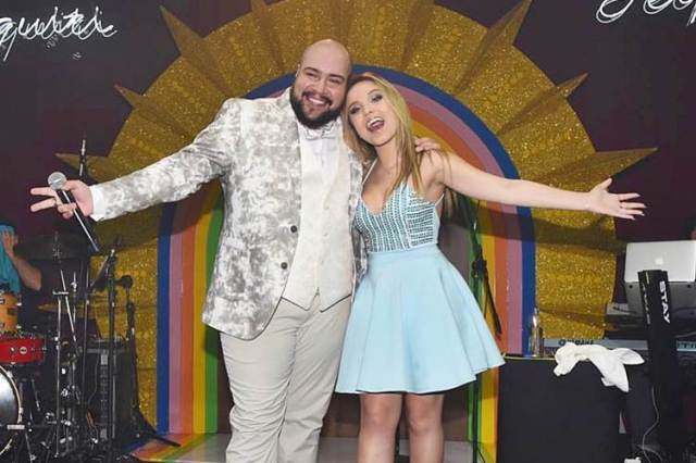 Tiago Abravanel e Larissa Manoela/Instagram