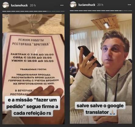 Post - Luciano Huck/Instagram