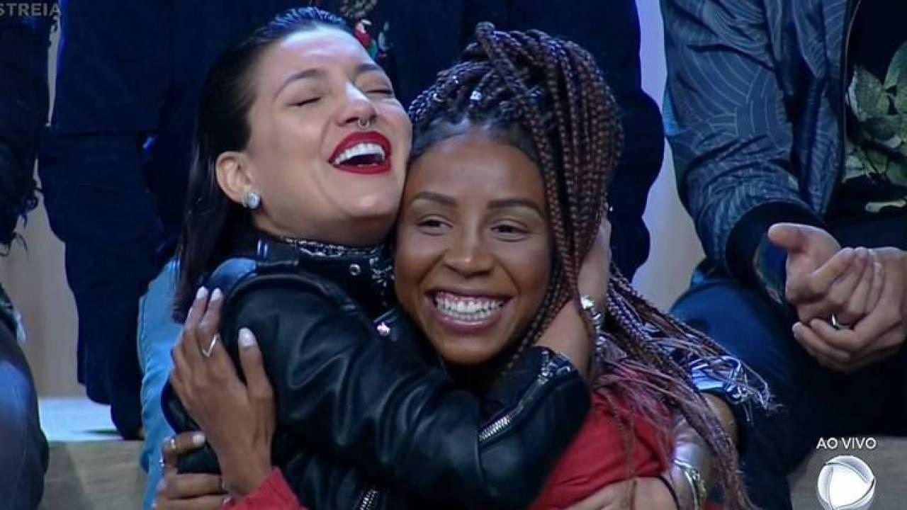 Gabi Prado e Luane Dias podem ganhar contrato fixo com a RecordTV - Área VIP