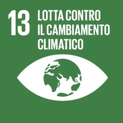 agenda 2030 -lotta contro il cambiamento climatico