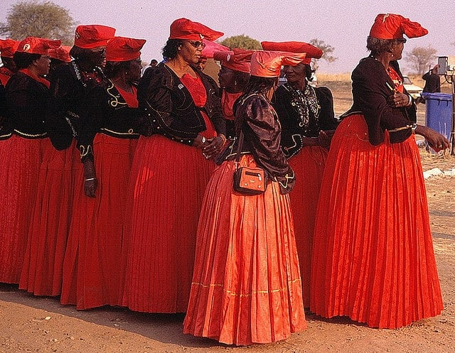 The Herero People of Namibia