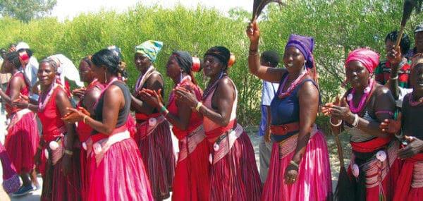 The Owambo tribe – face of Namibia