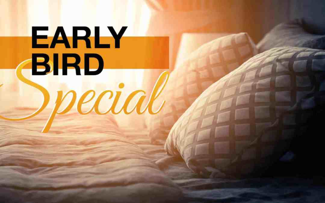 Arebbusch Travel Lodge Early Bird Booking Special