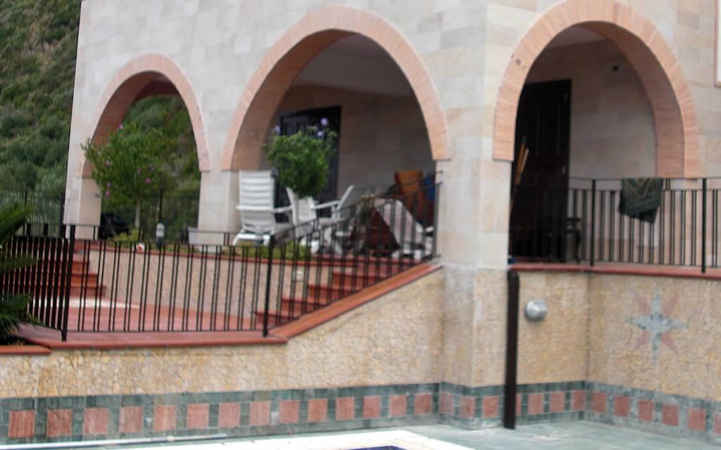 Ristrutturazione in Provincia di Salerno,villa sul mare di Pisciotta