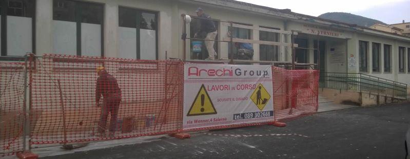 Ristrutturazione e restauro a Salerno