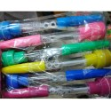 06 Pcs Pen With Stamp Bubble Light for Kids
