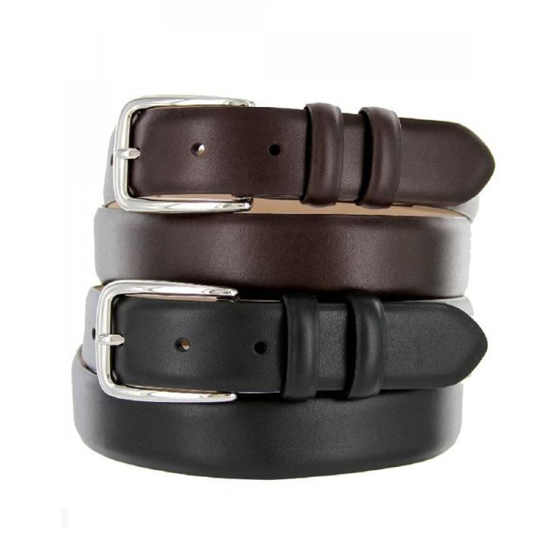 Black & Brown Leather Belt 199