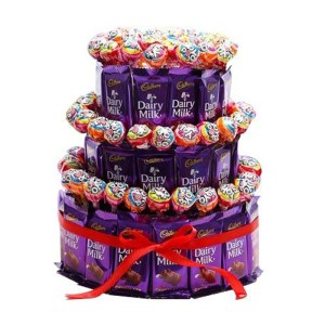 Chocolate Pack With Loly POP 3999
