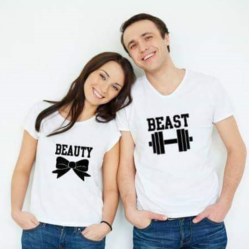 Couple T Shirt 999