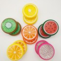 Pack Of 10 Kids Slime Fruit Crystal