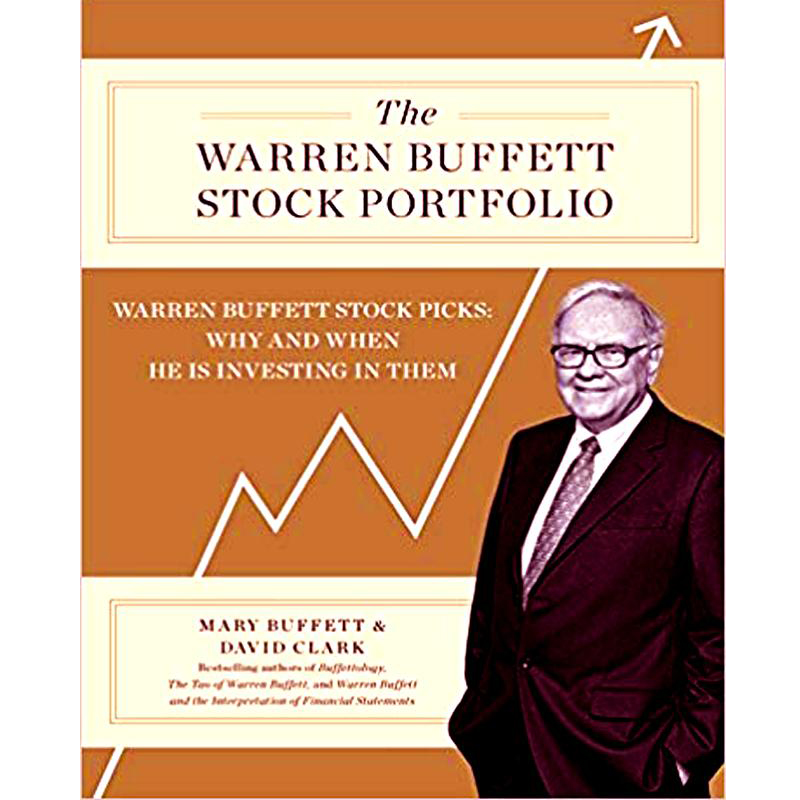 Warren Buffet Stock Book 1199