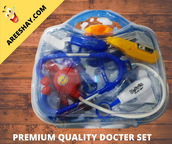 PREMIUM QUALITY DOCTER SET
