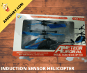 BLUE BEAUTIFUL SENSOR HELICOPTER