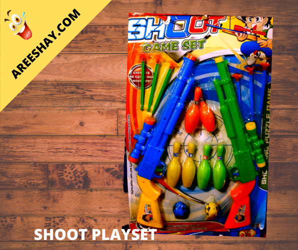 SHOOT PLAYSET FOR KIDS