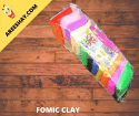 Arts and Crafts | Fomic Play Dough Air Dry Polymer Clay With Free Tool