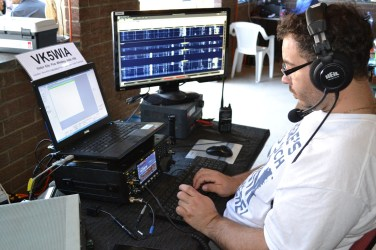 Theo VK5MTM Operating 20m
