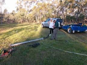Setting up 40m