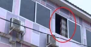 VIDÉO: Ghana, une prostituée pousse son client par la fenêtre d'un hôtel
