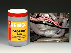 pyro putty 2400 high temp metal sealer