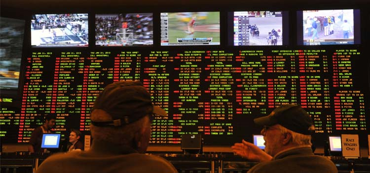 Betting Money on US Sports