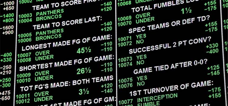 Investing Your Money in Sports Betting