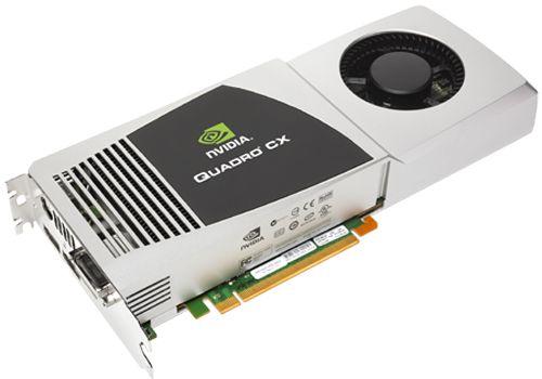 Quadro CX, GPU pentru Photoshop
