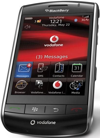 BlackBerry schimba design-ul
