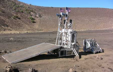 Proiectul NASA pentru colonizarea Lunii