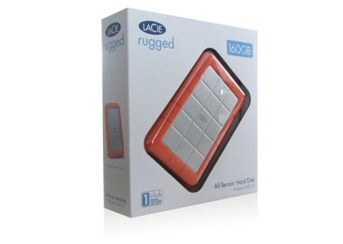 Review: Lacie Rugged Disk USB