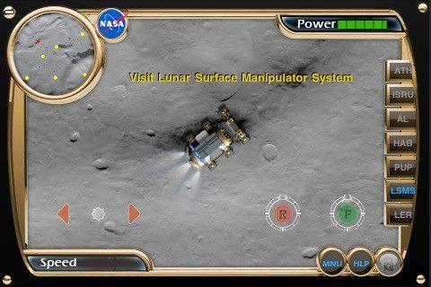 NASA face joc pentru iPhone