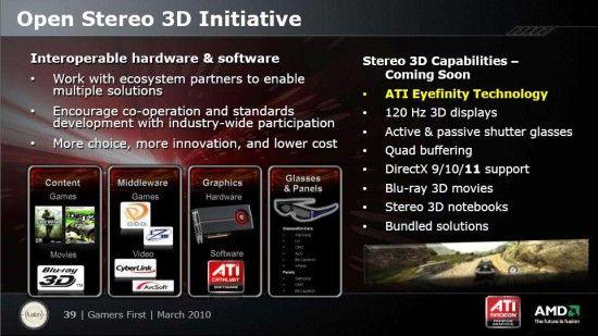 AMD vrea grafica 3D