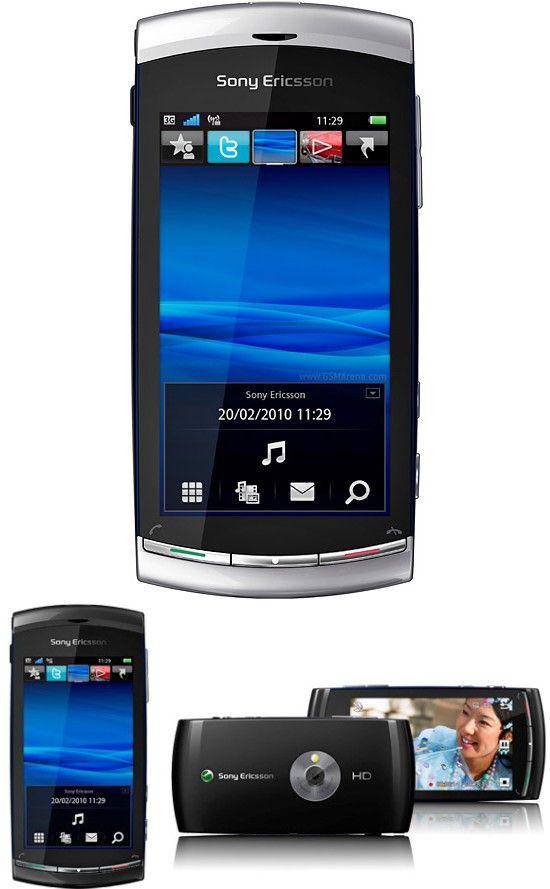 Sony-Ericsson Vivaz + Vivaz Pro