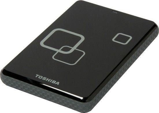 HDD portabil Canvio de la Toshiba