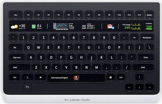 Optimus Popularis, tastatura de 1000 $