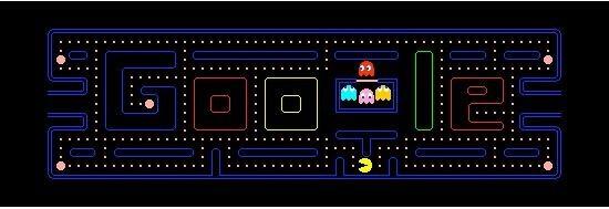 Google nu renunta la Pacman