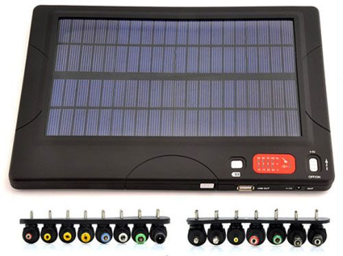 Baterie de 20k mAh cu incarcare solara