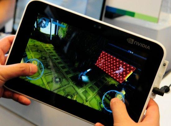 Tablet PC nVidia
