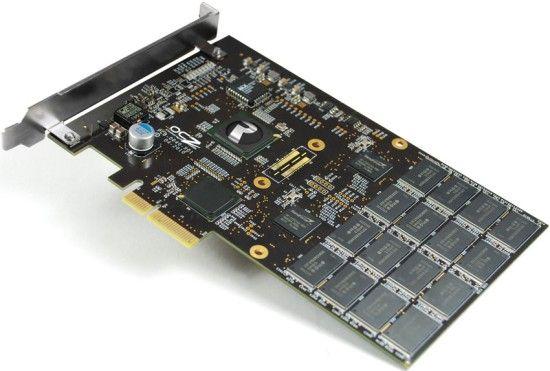 RevoDrive, SSD accesibil pentru PCI-E